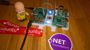 Write .NET Core 2 once, run anywhere: hardware access on Raspberry Pi 3 with  Ubuntu and Windows 10 IoT Core