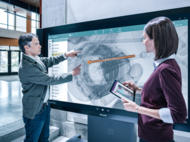 Microsoft Surface Hub: Hands-on with the giant, expensive collaboration screen   ZDNet