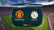 PES 2017 Manchester United vs Ajax Europa League Final Gameplay