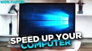 How to Make Your Computer Faster! INSANE Performance Boost! (2017)